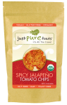 Spicy Jalapeno Tomato Chips